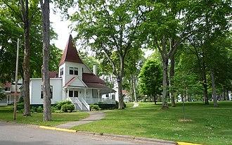 Bay View, Michigan - Image: 2009 0619 Bay View Womens