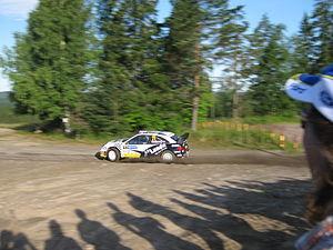 2009 Rally Finland shakedown 04.JPG