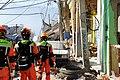 2010년 중앙119구조단 아이티 지진 국제출동100118 중앙은행 수색재개 및 기숙사 수색활동 (102).jpg