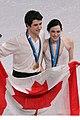2010 Olympics Figure Skating Dance - Tessa VIRTUE - Scott MOIR - Gold Medal - 8245a.jpg