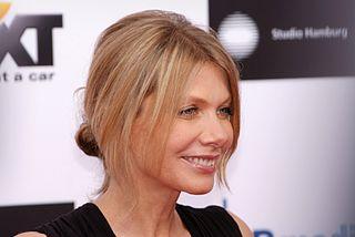 Ursula Karven German actress