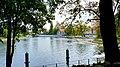 2012.10.O1- Wyspa Młyńska , widok pomostu przystani żeglarskiej - panoramio.jpg