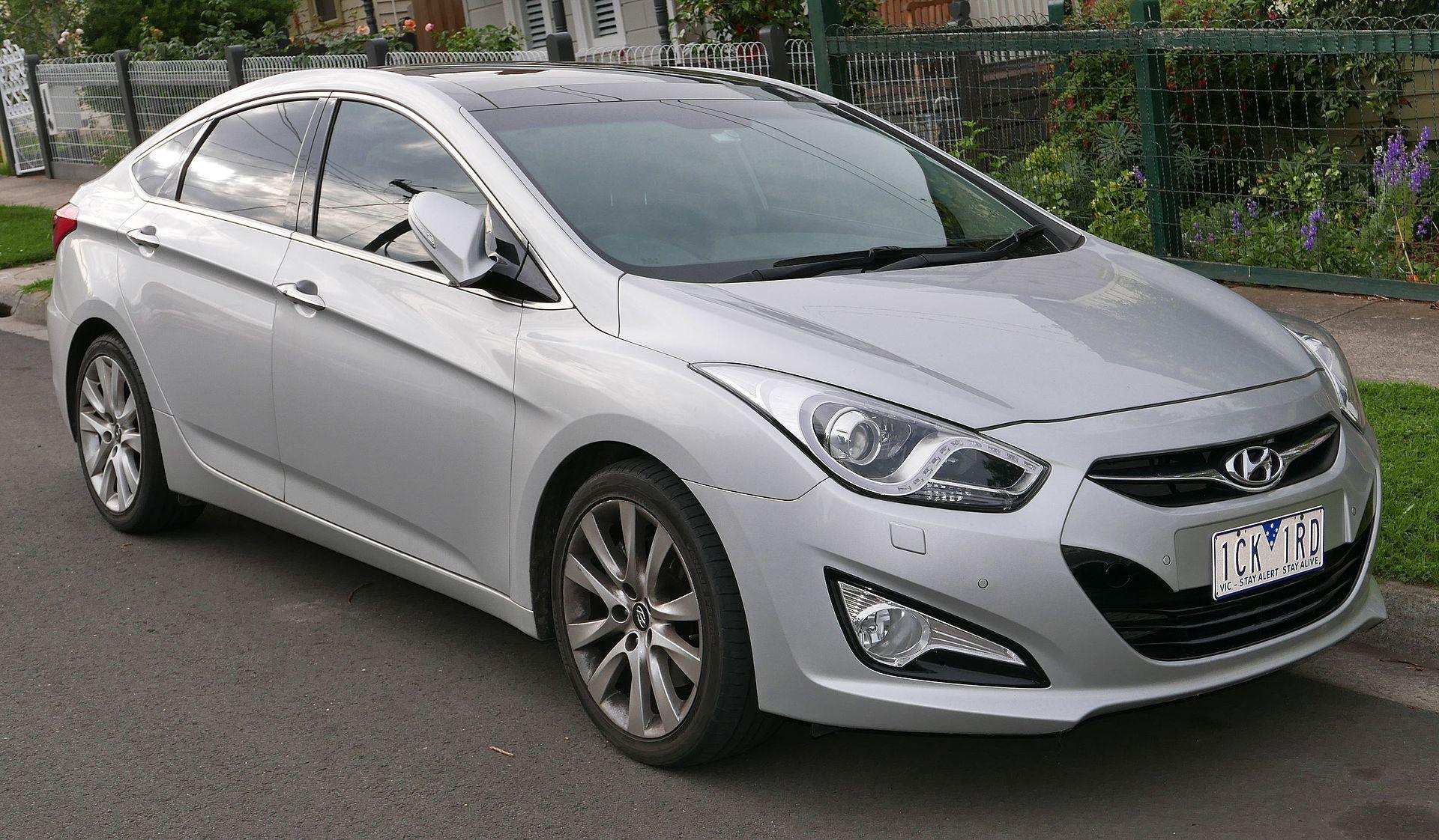 Hyundai i40 wikipedia for Hyundai motor company usa