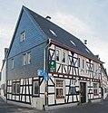 2013-04-14 Gasthaus Zur Krone, Hauptstraße 110, Königswinter-Niederdollendorf IMG 4891.jpg