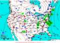2013-07-01 Surface Weather Map NOAA.png