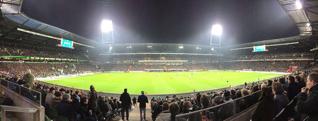 SV Werder Bremen | 2014-10-24 Weserstadion (15645611356)