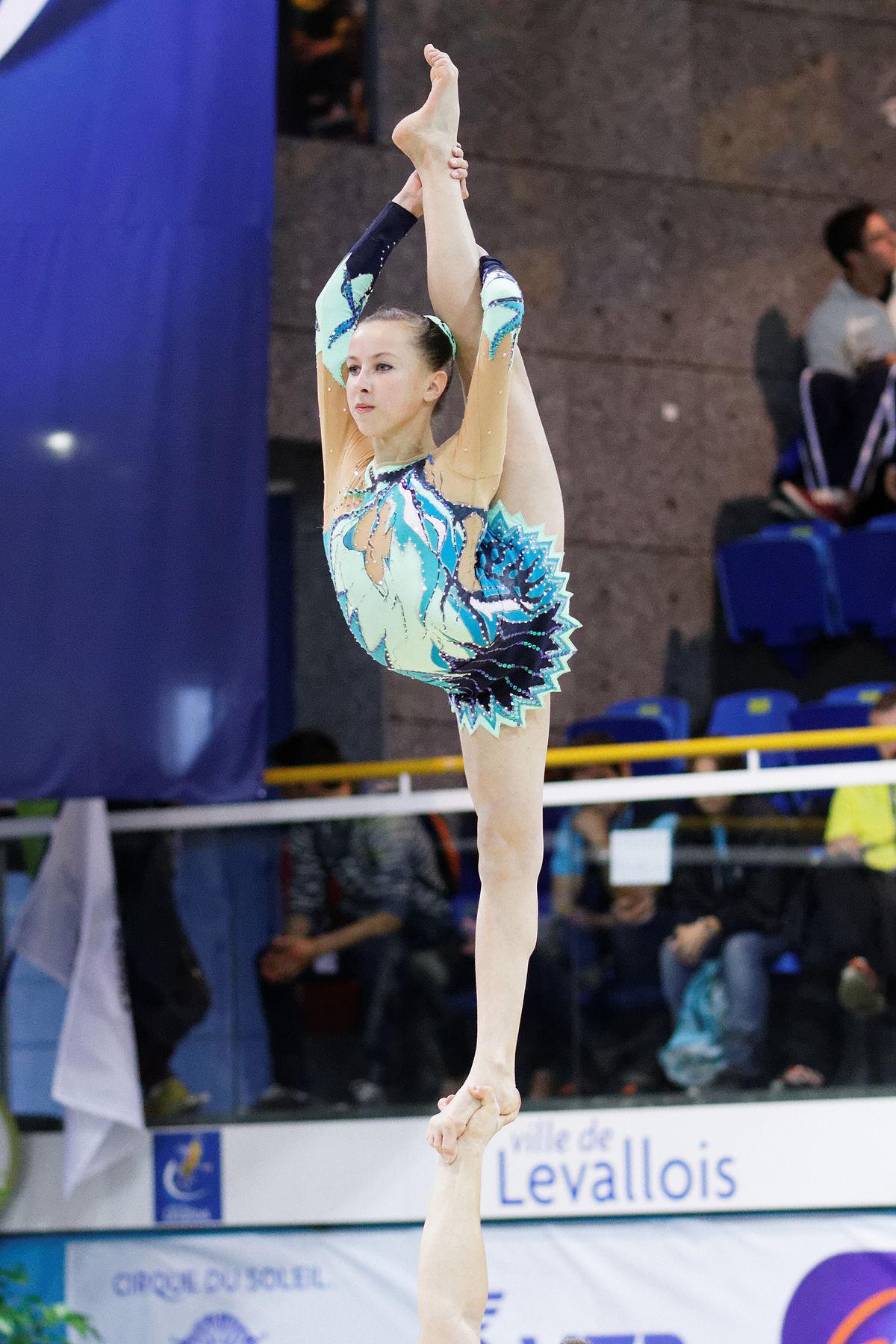 Gymnastics - Wikipedia
