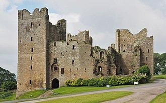 Wensleydale - Bolton Castle, 2014