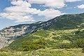 2014 Prowincja Sjunik, Widok z klasztoru Tatew na okoliczny krajobraz (03).jpg
