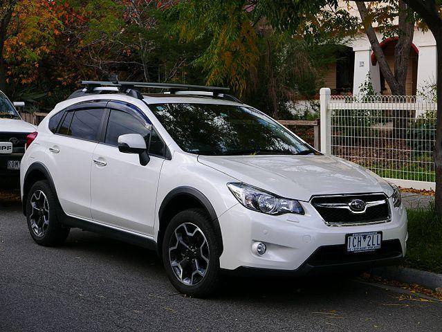Subaru Crosstrek Wiki >> File:2014 Subaru XV (GP7 MY14) 2.0i-S hatchback (2015-05-29) 01.jpg - Wikimedia Commons