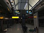 2015-04-09 06 14 31 Interior of the AirTrain Newark station at Terminal A of Newark Liberty International Airport, New Jersey.jpg