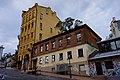 2015 Київ Будинок житловий в якому мешкав письменник М. А. Грабовський.jpg