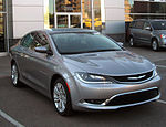 2015 Chrysler 200 Limited in Montreal QC Canada.jpg