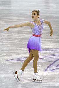 Elena Radionova Wikipedia