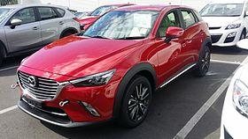 2015 Mazda CX-3 Akari AWD 1.5L Diesel - Soul Red ...