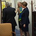 2016-03-22 Senator Amy Klobuchar meets with Merrick Garland 06 (cropped).jpg