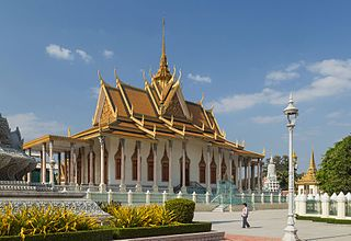 Wat Type of Buddhist and Hindu temple