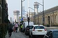 2016 Woolwich, Royal Arsenal, Waterfront construction site 04.jpg