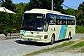 2017-01-29 Iriomotejima Kōtsū bus Komi,Iriomoe-jima bus stop 西表島古見バス停 DSCF2275.jpg