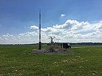 2017-06-06 10 37 08 View east toward the Automated Surface Observing System (ASOS) at Ronald Reagan Washington National Airport in Arlington County, Virginia.jpg