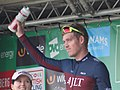 2017 Tour of Britain stage 4 combativity 116 Alistair Slater.JPG