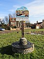 2018-03-29 Village sign, East Runton.JPG