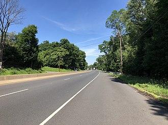 Mountainside, New Jersey - US 22 in Mountainside
