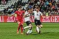 20180405 FIFA Women's World Cup Qualification AUT-SRB Damjanovic Feiersinger Burger 850 6784.jpg