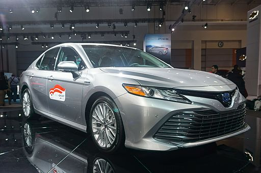 2018 Toyota Camry Hybrid WAS 2017 1730