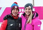 2020-01-19 Mascot Ceremony Women's Skeleton (2020 Winter Youth Olympics) by Sandro Halank–087.jpg