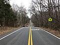2020-01-31 15 11 57 View northwest along Fox Mill Road at Loveless Lane in Reston, Fairfax County, Virginia.jpg