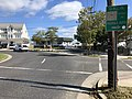 2020-09-12 10 25 19 View north along New Jersey State Route 109 (Washington Street) at Yacht Street in Cape May, Cape May County, New Jersey.jpg