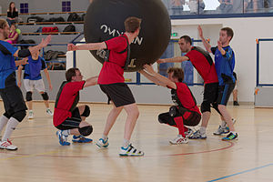 20e journée du championnat de france 2013-2014 de Kin-Ball 120.jpg