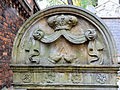 251012 Detail of tombstones at Jewish Cemetery in Warsaw - 05.jpg