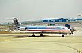 257ag - American Airlines Fokker 100, N1446A@DFW,08.08.2003 - Flickr - Aero Icarus (1).jpg