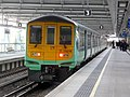 319219 Sevenoaks to Kentish Town 2E73 terminated at Blackfriars (15583827068).jpg