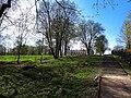 3428. Manor Grafskaya Slavyanka. Descent to the river Slavyanka.jpg