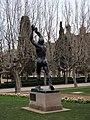 356 Parc de la Ciutadella, monument als voluntaris catalans morts per França.JPG