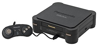 3DO Interactive Multiplayer Video game console