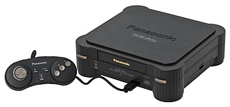 Fifth generation of video game consoles - Image: 3DO FZ1 Console Set