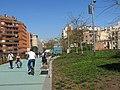 40 Jardins de la Rambla de Sants (Barcelona), vora el c. Sant Jordi.jpg