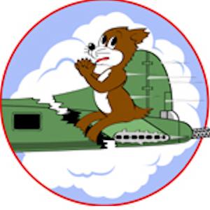 414th Bombardment Squadron - Emblem