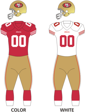 LIMITED San Francisco 49ers Rory Anderson Jerseys