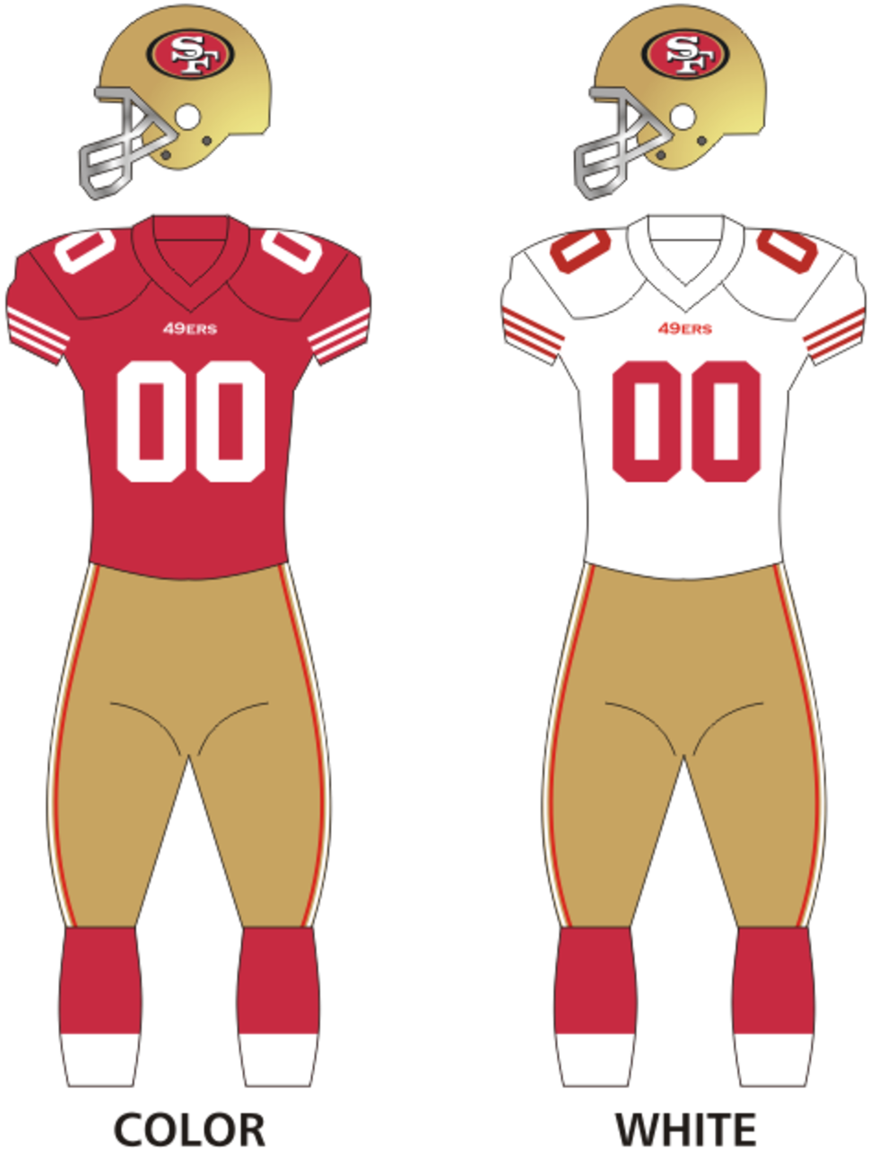 49ers uniforms12