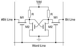 Static random-access memory - Wikipedia