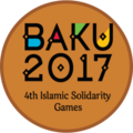 4th Islamic Solidarity Games - article contest bronze medal.png