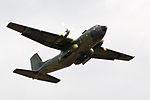 50+59 German Air Force C-160 Transall ILA 2012 03.jpg
