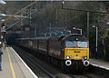 57601 hurries through Welwyn North, March 10, 2012 - panoramio.jpg