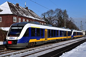 NordWestBahn - Image: 648 928 9 1