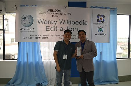 7th Waray Wikipedia Edit-a-thon 34.JPG